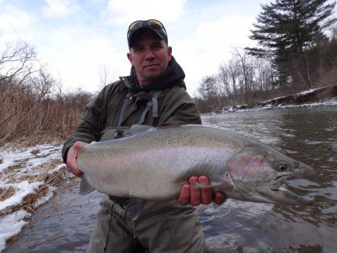 Many of the best Steelhead rivers