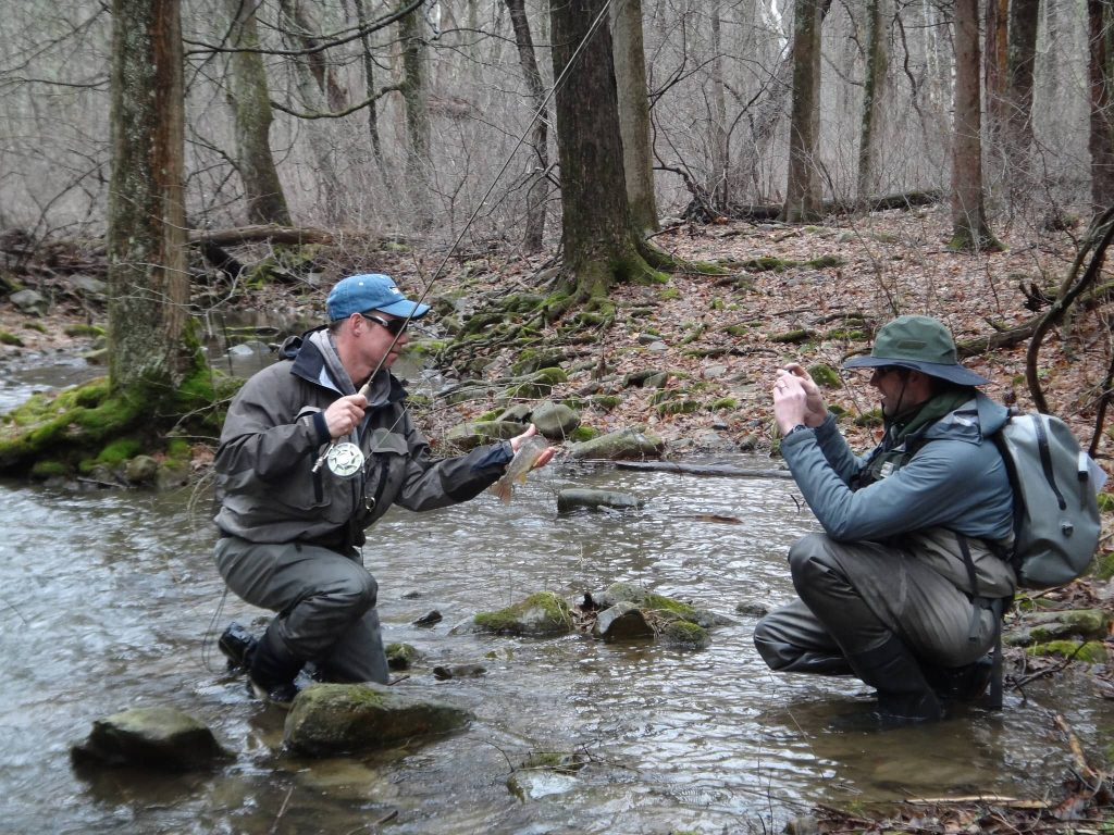 The best fly fishing guide in Ontario