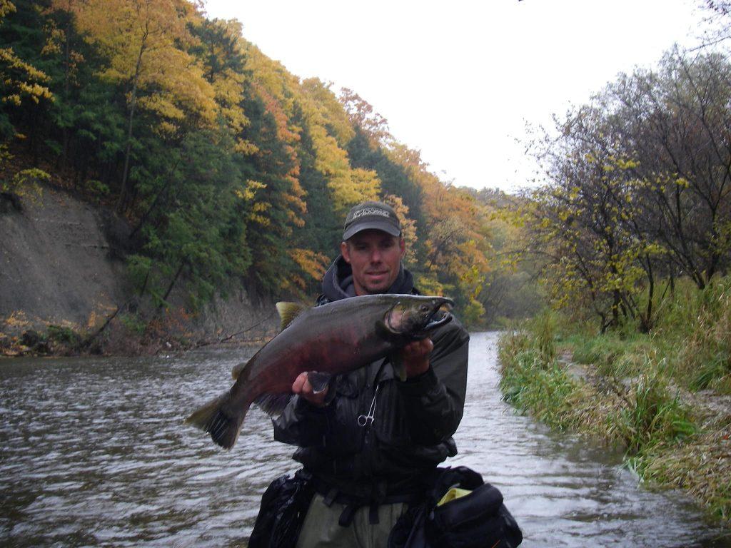 Ontario Coho Salmon