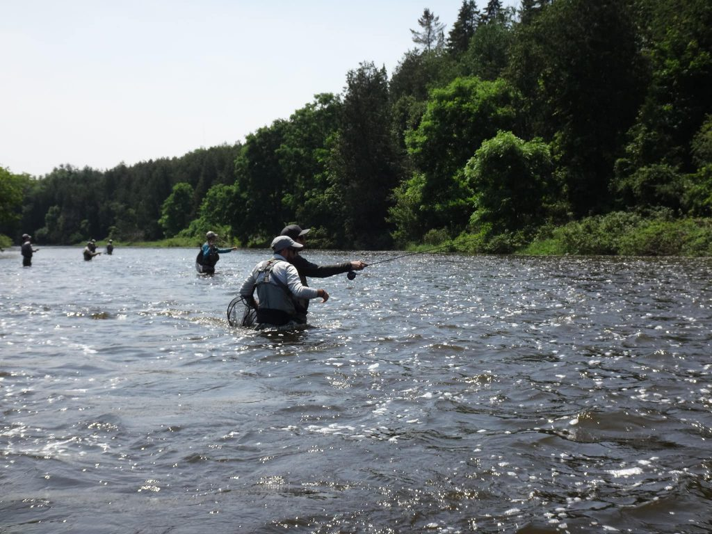 Fly Fishing Class in Ontario