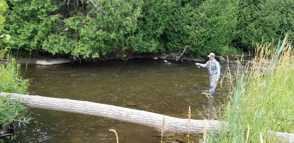 Learn to Euro Nymph in Ontario