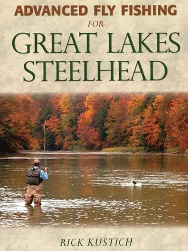 The best book on fly fishing for great lakes steelhead