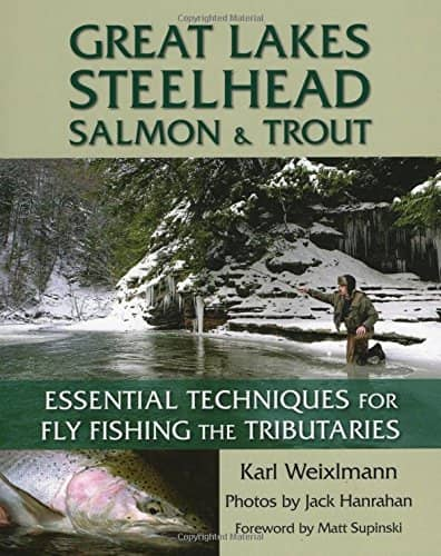 Best book on fly fishing for great lakes steelhead