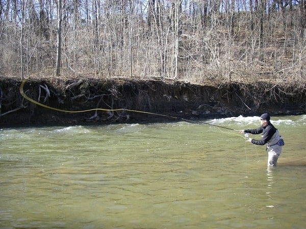 Advanded streamer fishing
